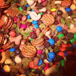 Awesome Possum Trail Mix