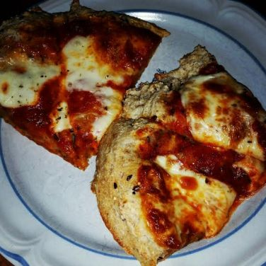 i love homemade pizza