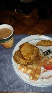 breakfast as of lately