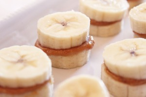 banana + pb